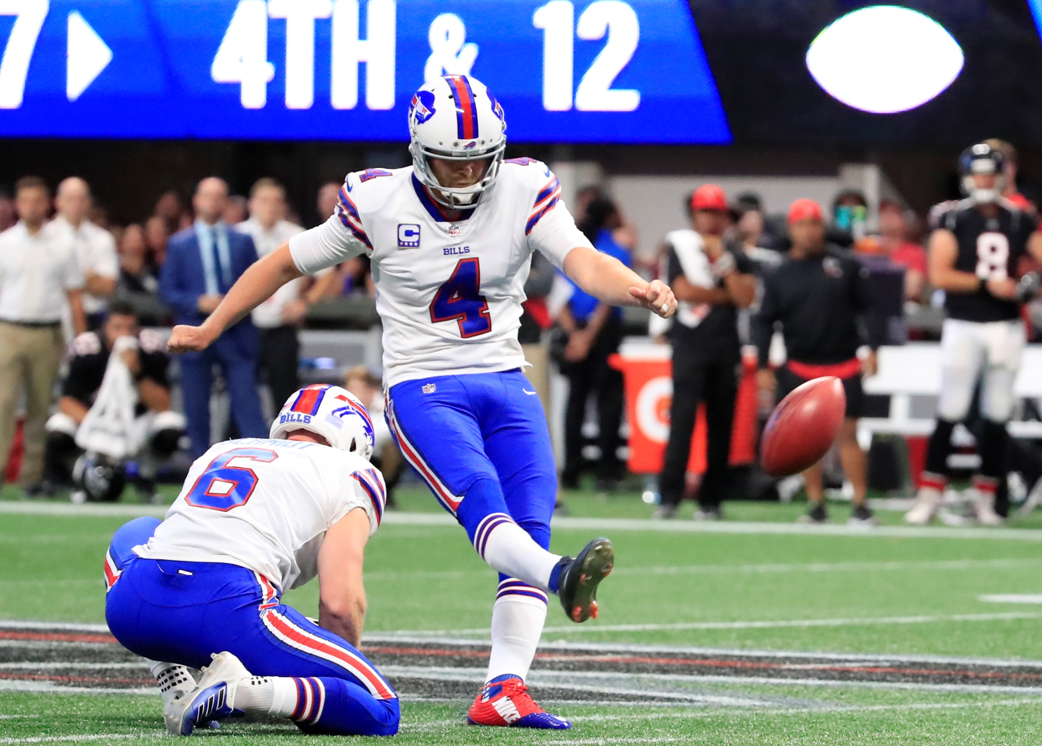 Bills kicker Stephen Hauschka takes Buffalo by storm – The Buffalo News 1dd150ee0