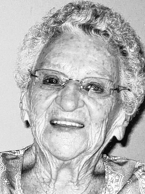 KRUG, Bertha O. (Werzinger)