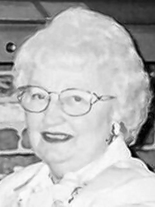 "WHITE, Elizabeth A. ""Betty"" (Albright)"