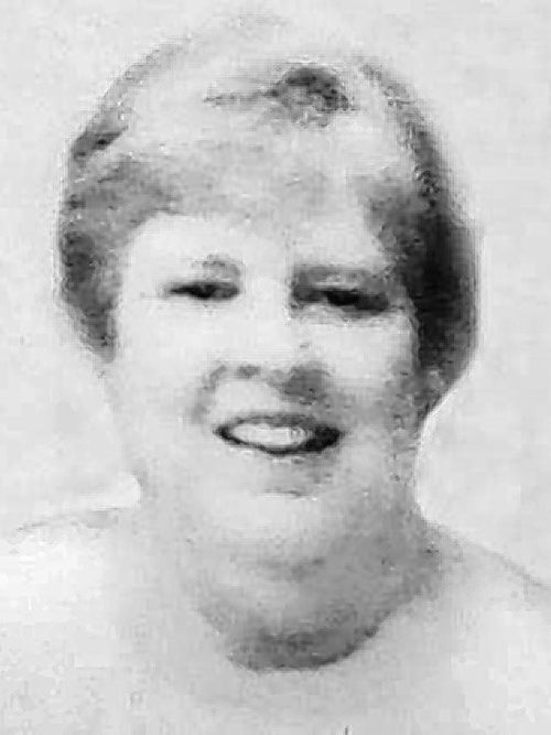 SCIASCIA, Ruth E. (Myers)