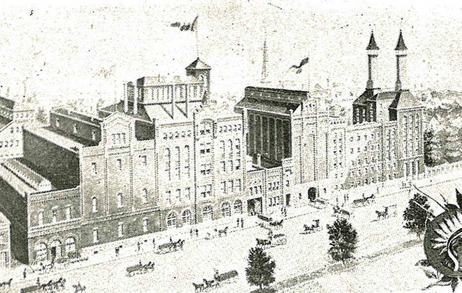 The Buffalo of Yesteryear: Iroquois Brewing, brewer of the