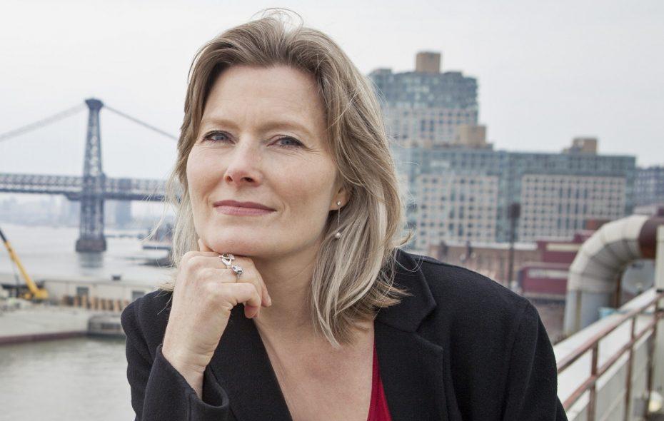 Jennifer Egan (Photo by Pieter M. van Hattem)