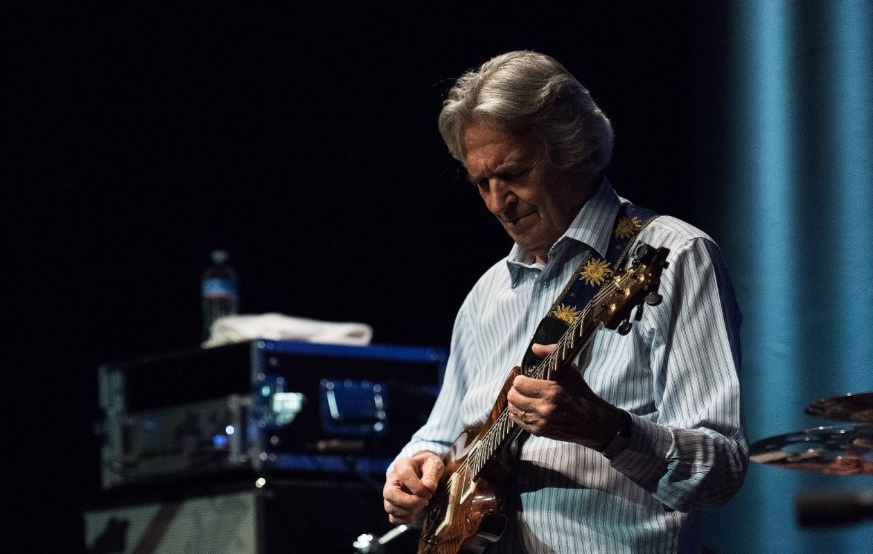 John McLaughlin will play University at Buffalo Center for the Arts. (Photo by Alessio Belloni)