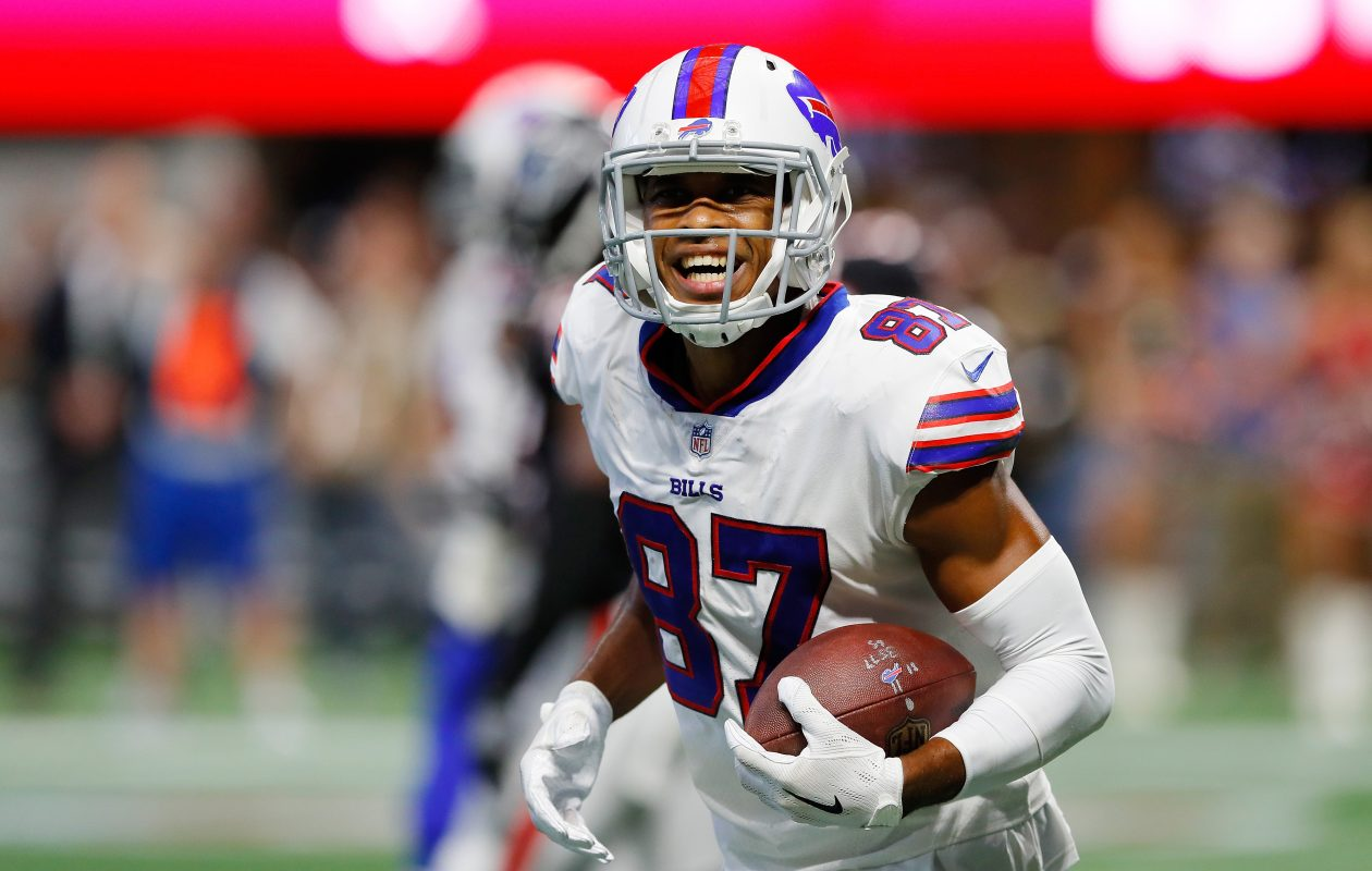 Jordan Matthews is expected to miss at least a month with a thumb injury, according to a report. (Getty Images)