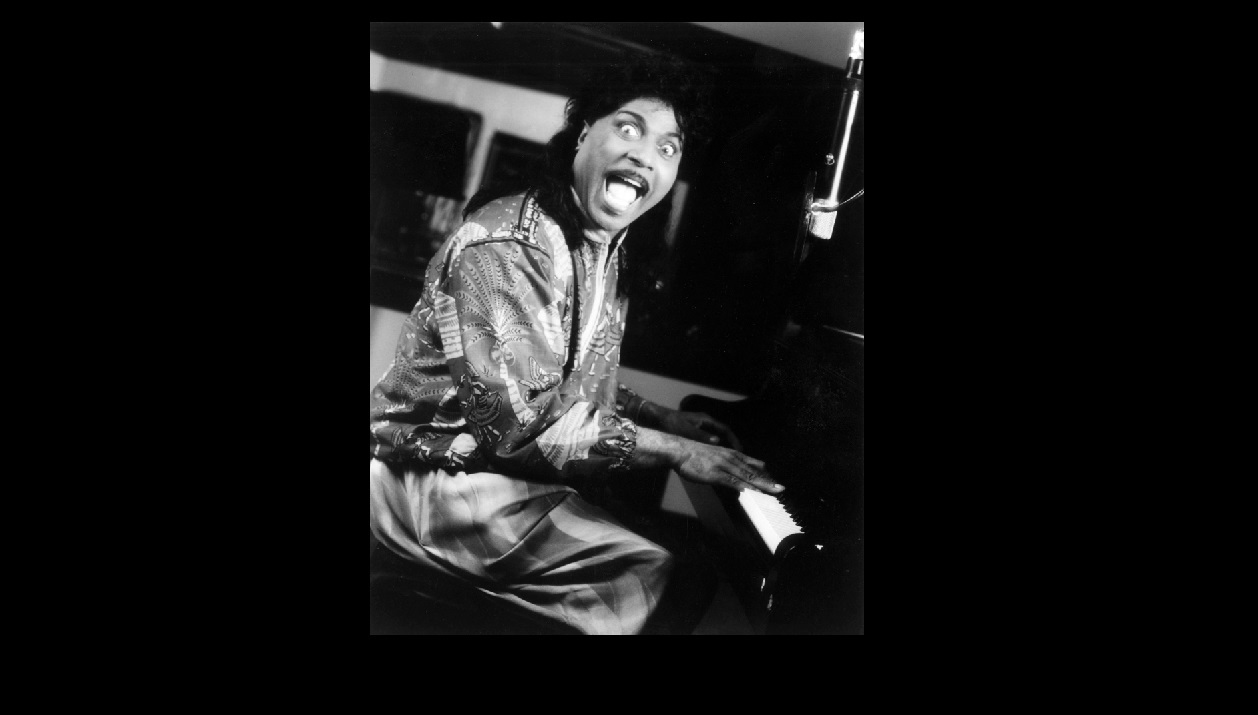 The 2017 re-release of 'Here's Little Richard' sparks fond memories in Jeff Simon.