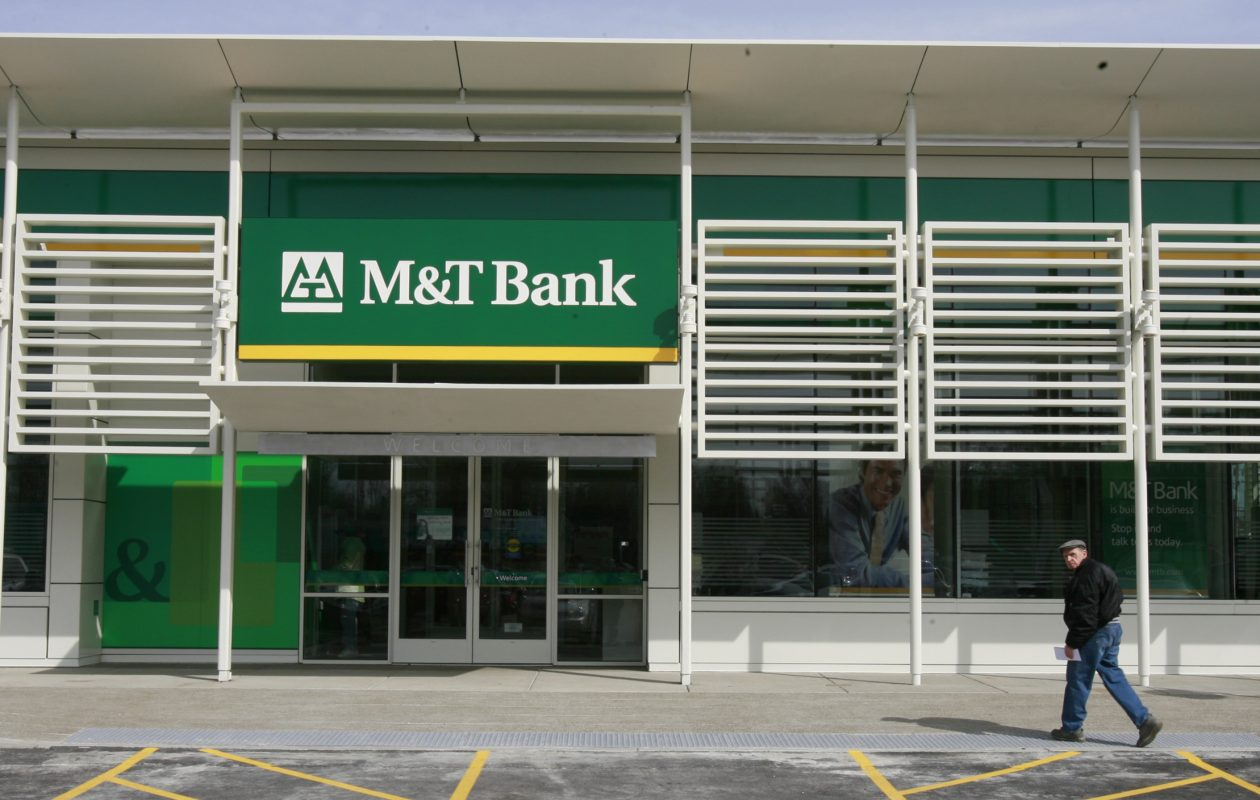 An M&T Bank branch   in West Seneca. (Harry Scull Jr/News file photo)