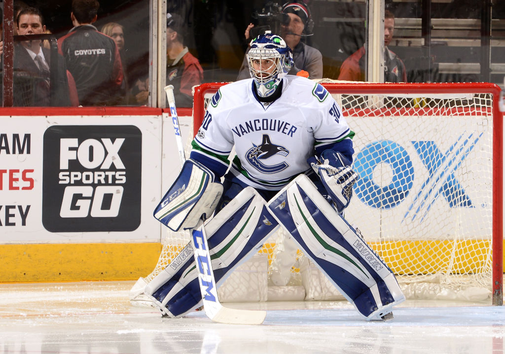 Ryan Miller spent the last three years in Vancouver. (Getty Images)