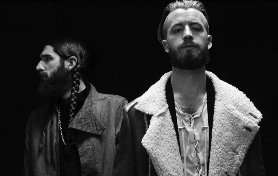 Austin, Texas electro duo Missio will play Buffalo Iron Works on Oct. 29.