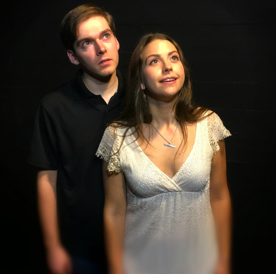 "Connor Graham and Emily Yancey are great in ""Stupid (Expletive) Bird at American Repertory Theatre."