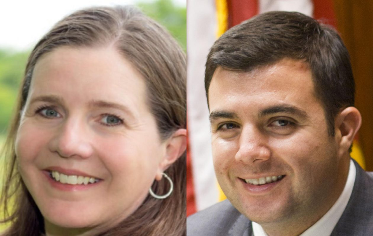Michelle Schoeneman, a Democrat, ran against incumbent Erie County Legislator Joseph Lorigo, a Conservative, in District 10 in the Nov. 7, 2017, election.