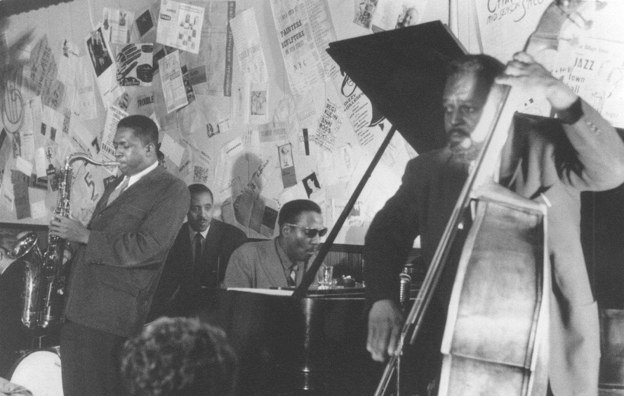 Thelonious Monk Quartet with John Coltrane