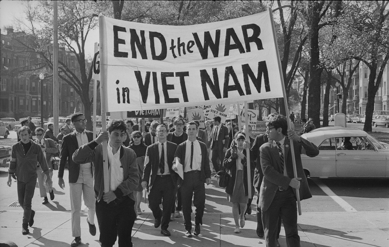 A scene from 'The Vietnam War,' 'Episode Four - Resolve (January 1966-June 1967)'