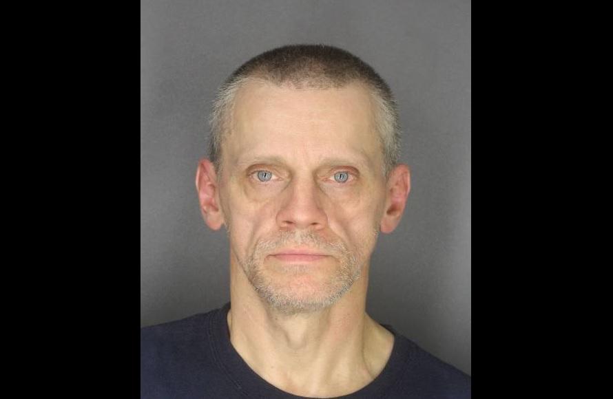 John Bish, 51, of Jamestown (Photo courtesy Buffalo Police)