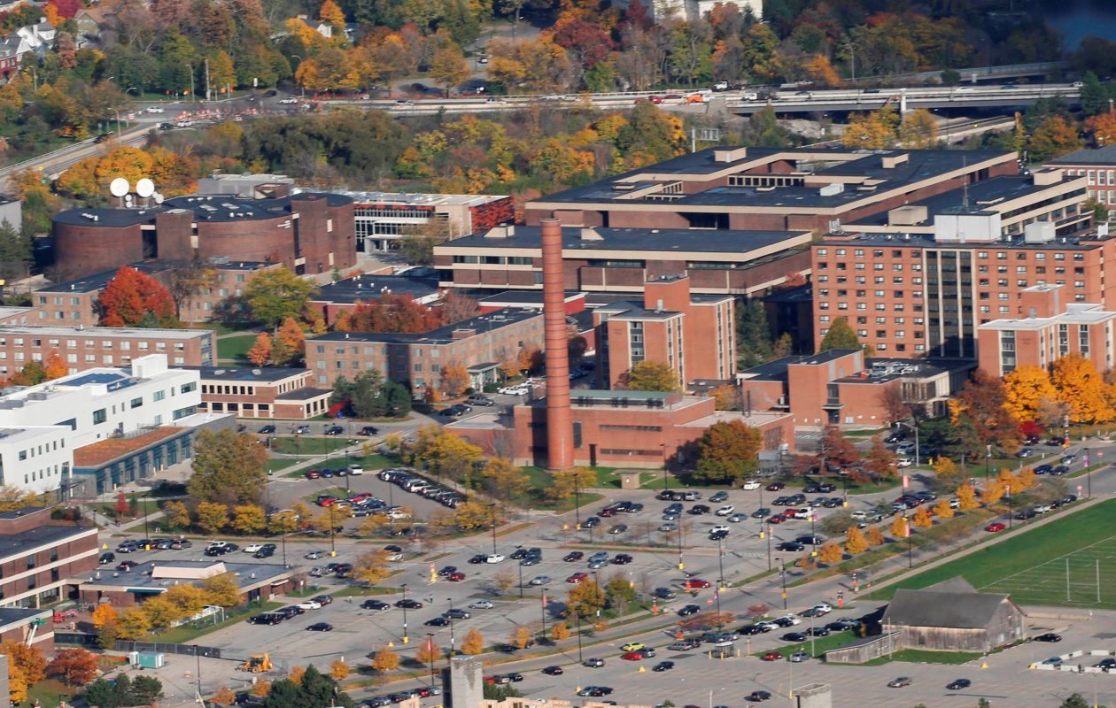 The SUNY Buffalo State campus. (Derek Gee/News file photo)