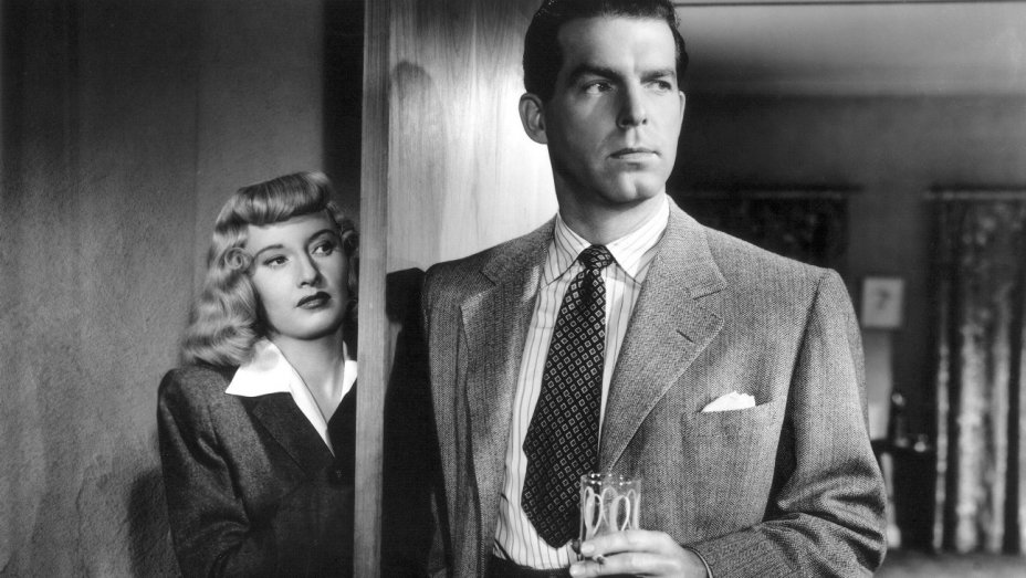 Do you like crime thrillers? Then 'Double Indemnity,' starring Barbara Stanwyck and Fred MacMurray, is a good classic film choice for you.