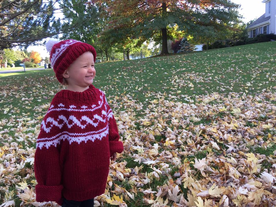 Get outside and enjoy the fall with your family. (Mary Friona Celani)