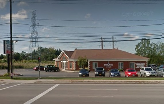 Green Acres Animal Hospital at 2060 Niagara Falls Blvd. in the Town of Tonawanda is looking to expand. (Google image)