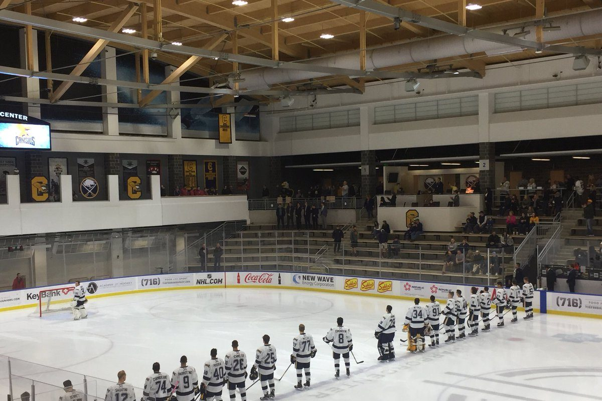 Canisius opened the season with a 4-3 loss to Robert Morris.