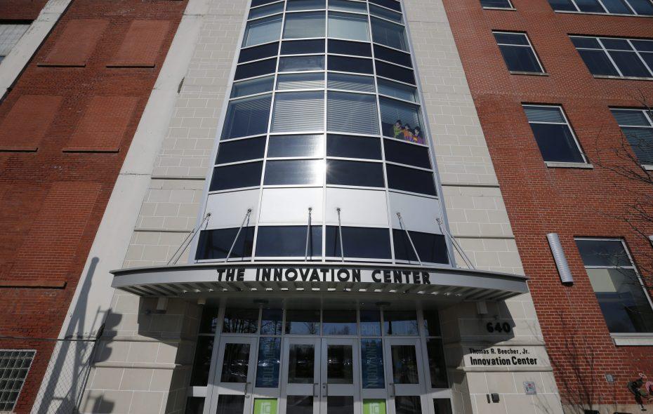 The Thomas R. Beecher, Jr. Innovation Center on the Buffalo Niagara Medical Campus. (Derek Gee/Buffalo News file photo)