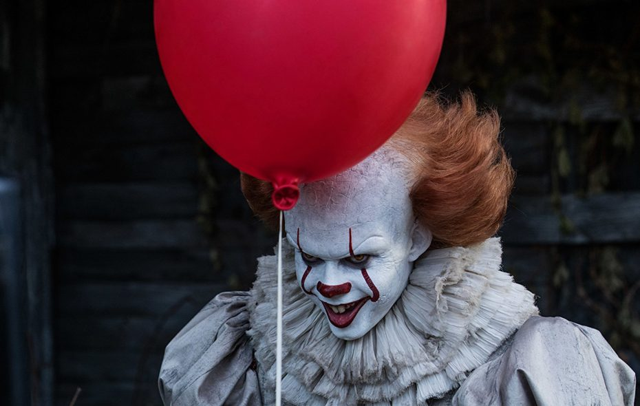 Pennywise the Clown is scary, but he's nothing compared to having your credit card declined in public. (Brooke Palmer/Warner Bros.)