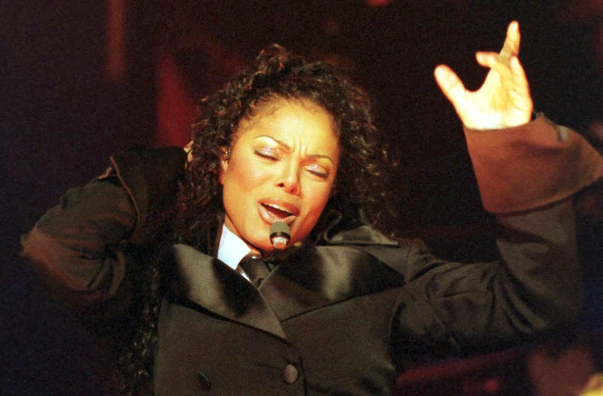 Some Janet Jackson fans have waited to see her perform even before this 1998 concert in New Zealand. (Photo by Simon Baker/Getty Images)