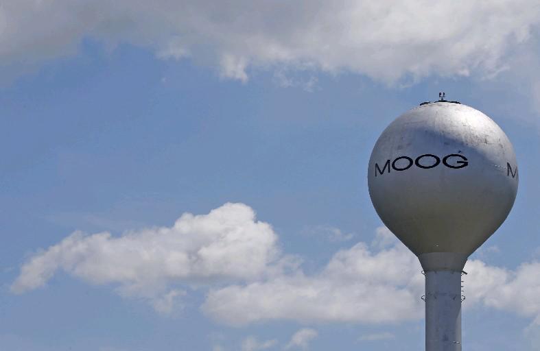 Moog Inc. will pay $65 million for a Czech company. (Robert Kirkham/Buffalo News)