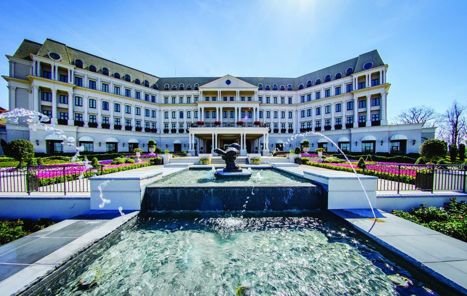 Hotel Chateau at Nemacolin