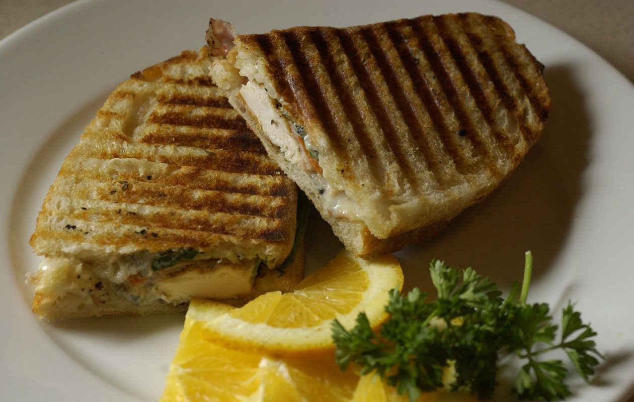 Panini will be among the food choices at Main Street Deli in Williamsville. (News file photo)