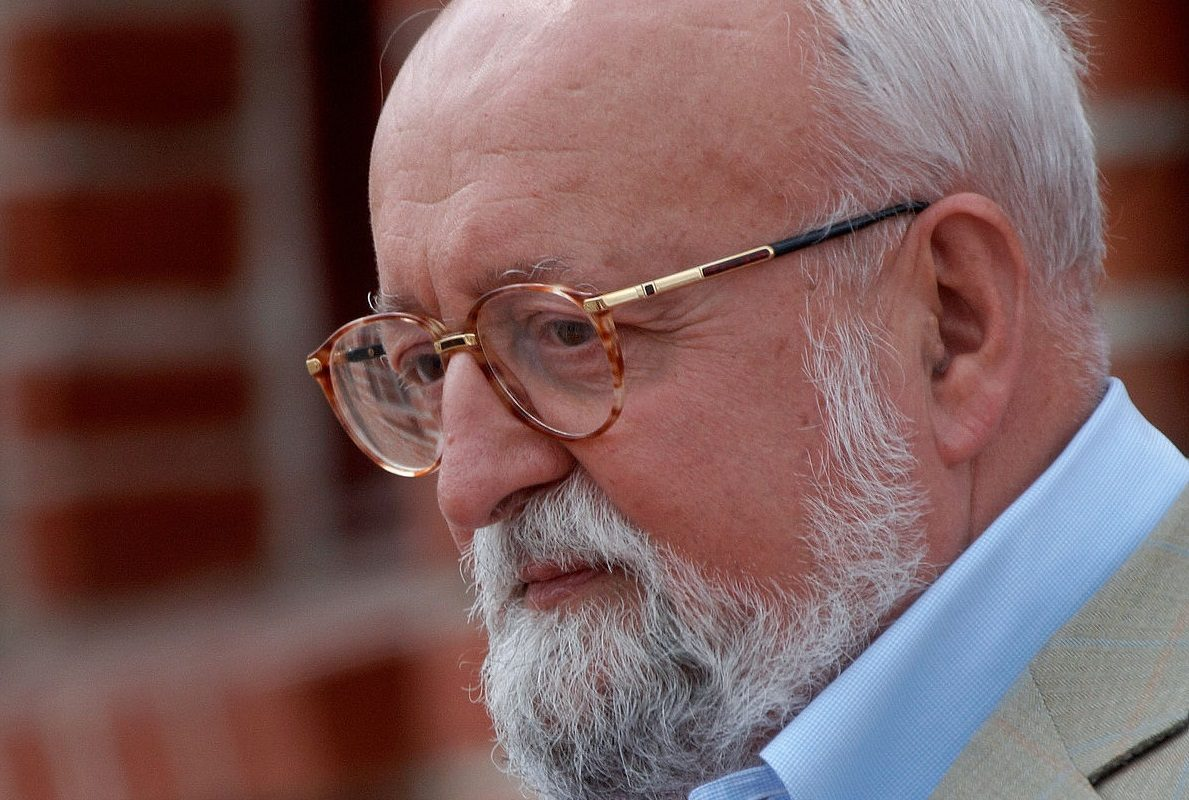 Composer Krzysztof Penderecki, who visited Buffalo in 2015, is associated with the BPO's upcoming tour of Poland.