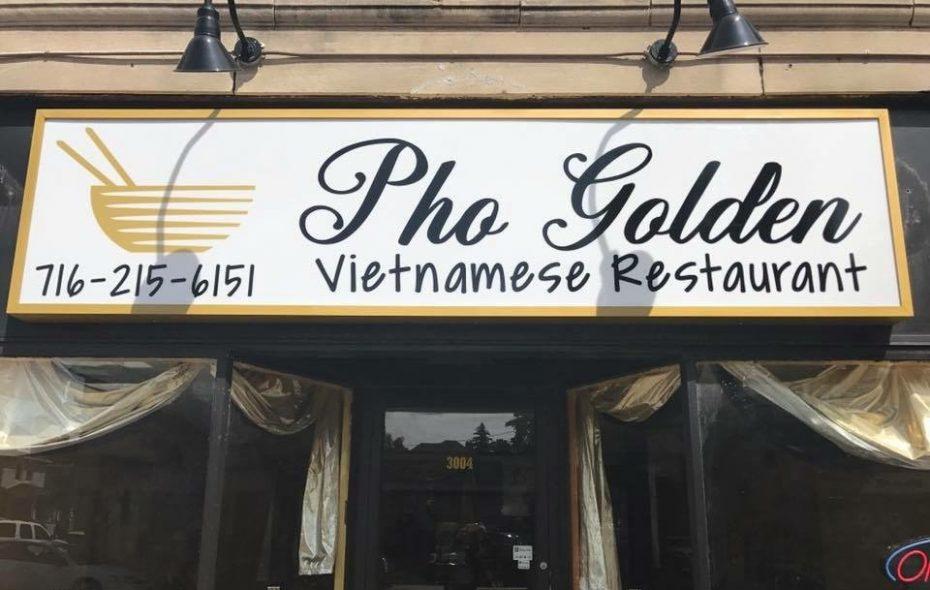 Pho Golden gives Niagara Falls its own far-ranging Vietnamese restaurant. (Pho Golden)