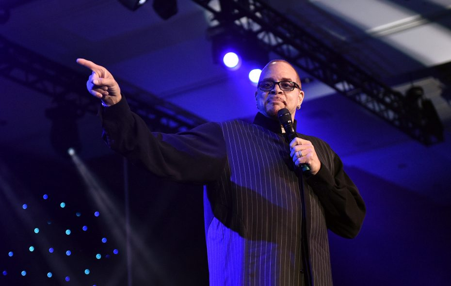 Sinbad returns to Buffalo for five shows at Helium Comedy Club. (Getty Images)