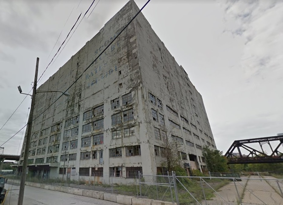 Albany's Central Warehouse has been called 'the ugliest building ever built in the state of New York.' (Google image)