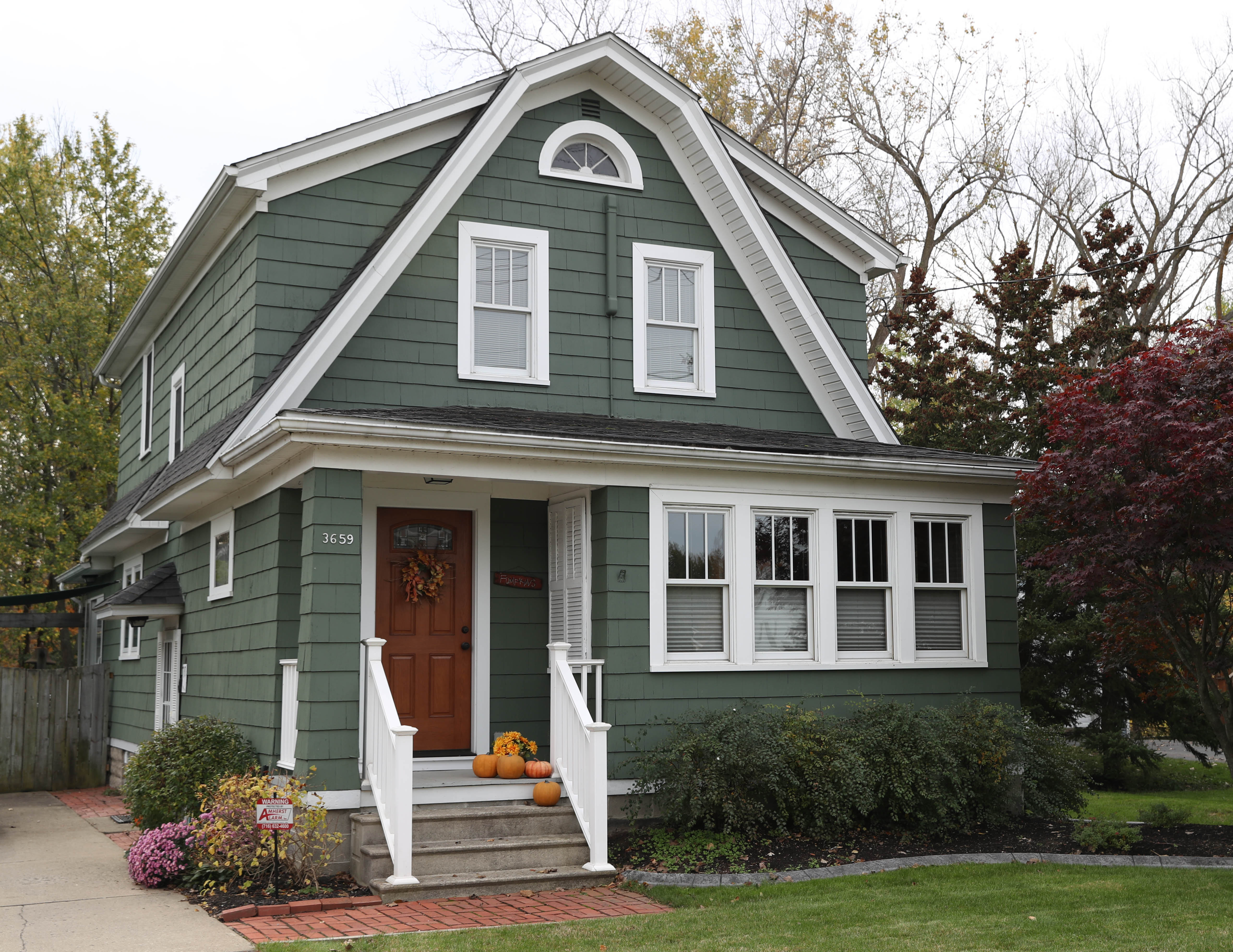 Home Of The Month Dutch Colonial In Heart Of Gardenville The