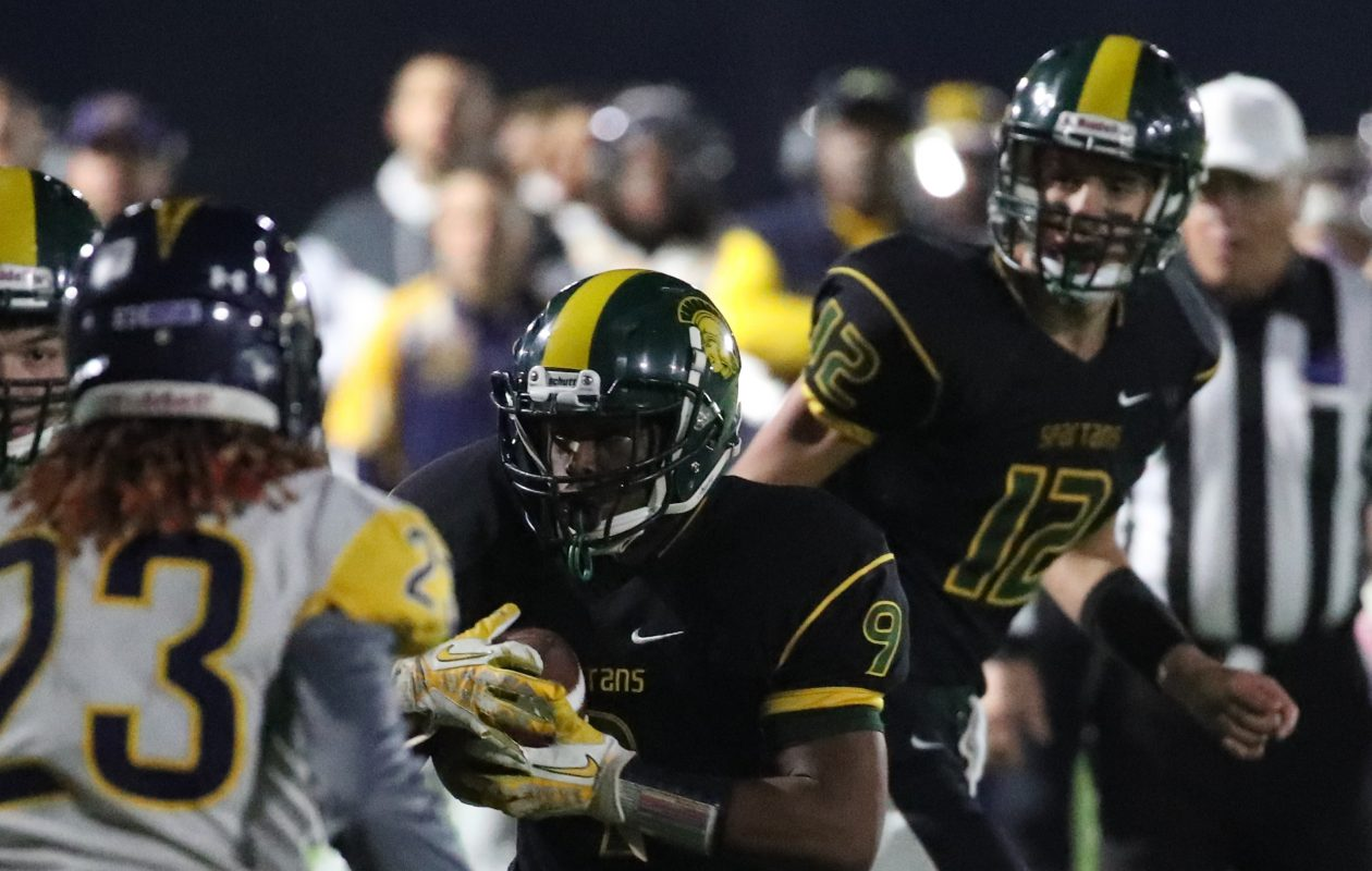 Williamsvillle North's Marquel Wells has rushed for 759 yards and seven scores.  (James P. McCoy / Buffalo News)