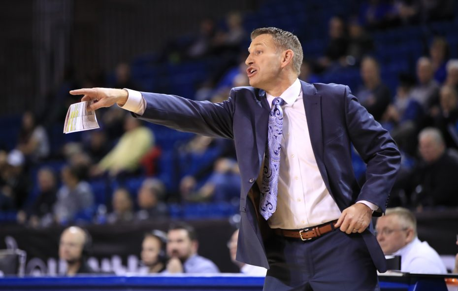 UB coach Nate Oats. (Harry Scull Jr./Buffalo News)