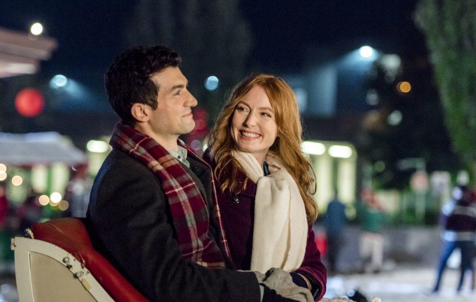 Andrew Walker Snowed Inn Christmas.The 12 Stars Of Holiday Tv Movies The Buffalo News