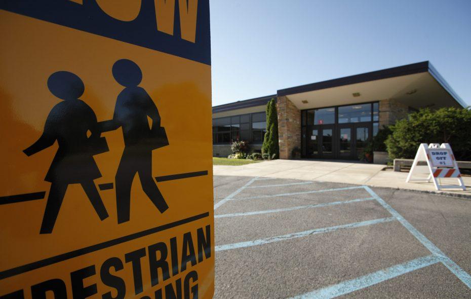 Kaegebein Elementary School on Grand Island. (News file photo)