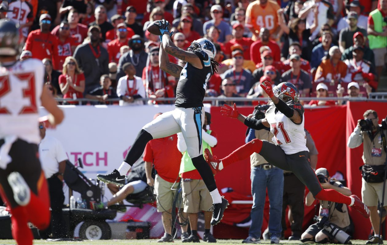 Kelvin Benjamin has been cleared to play Thursday against the New York Jets. (Getty Images)
