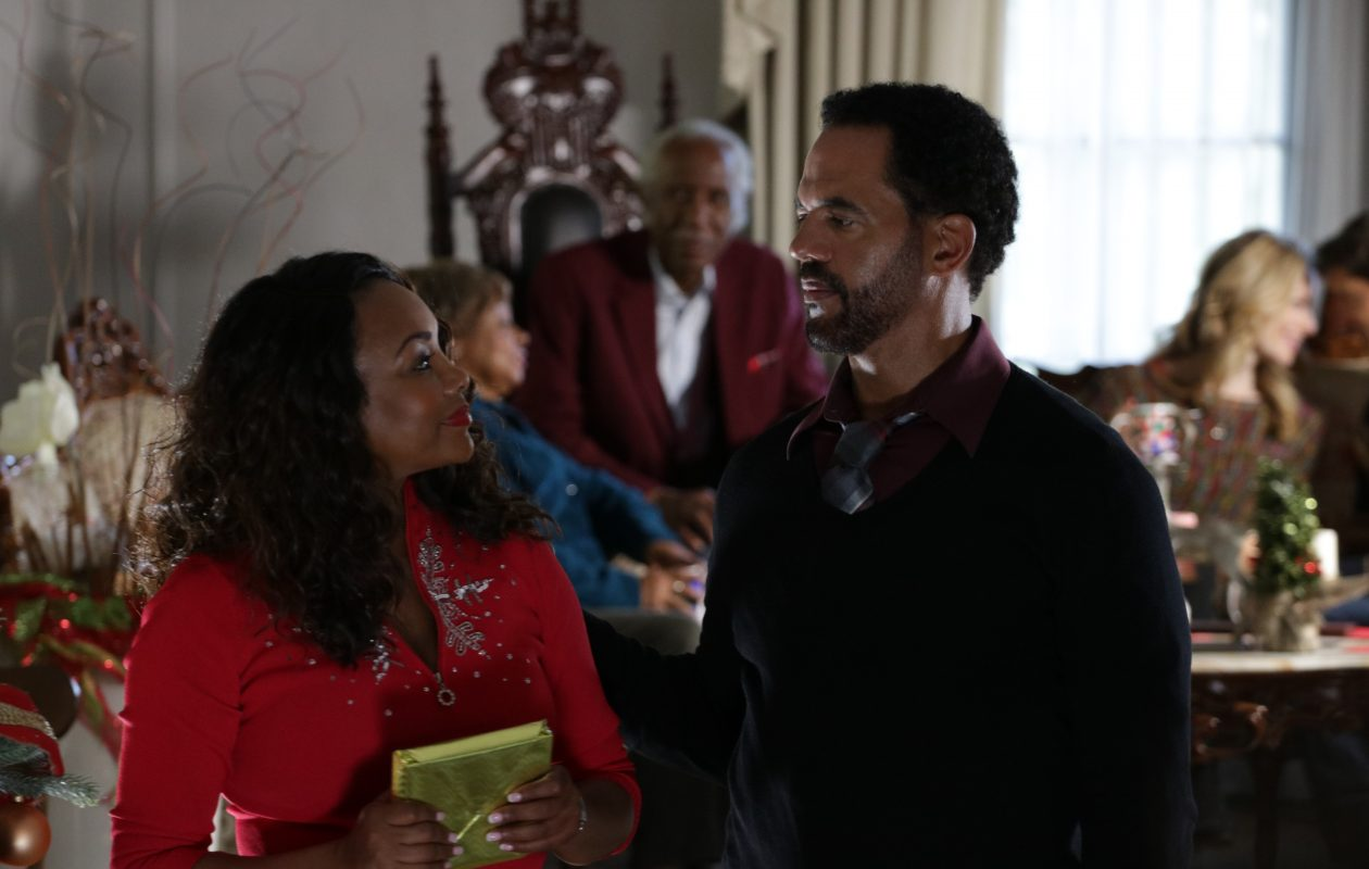 Vivica A. Fox finds an unexpected romance while on 'A Christmas Cruise,' one of the new ION TV holiday movies.