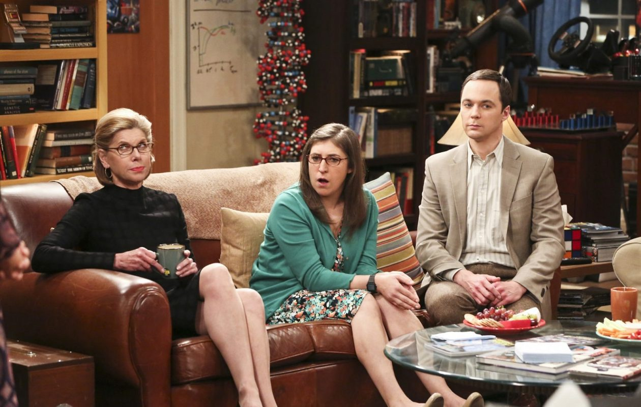 'The Big Bang Theory' season premiere was down almost 30 percent over last year. (Michael Yarish/Warner Bros. Entertainment Inc.)