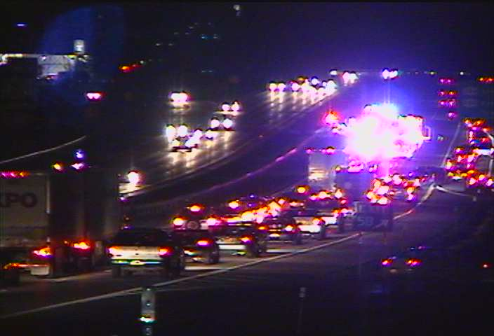 Accident on 290 eastbound snarls traffic