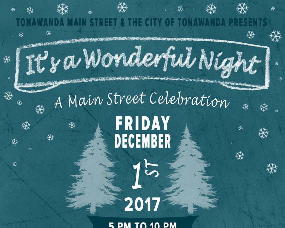 City of Tonawanda host a holiday celebration
