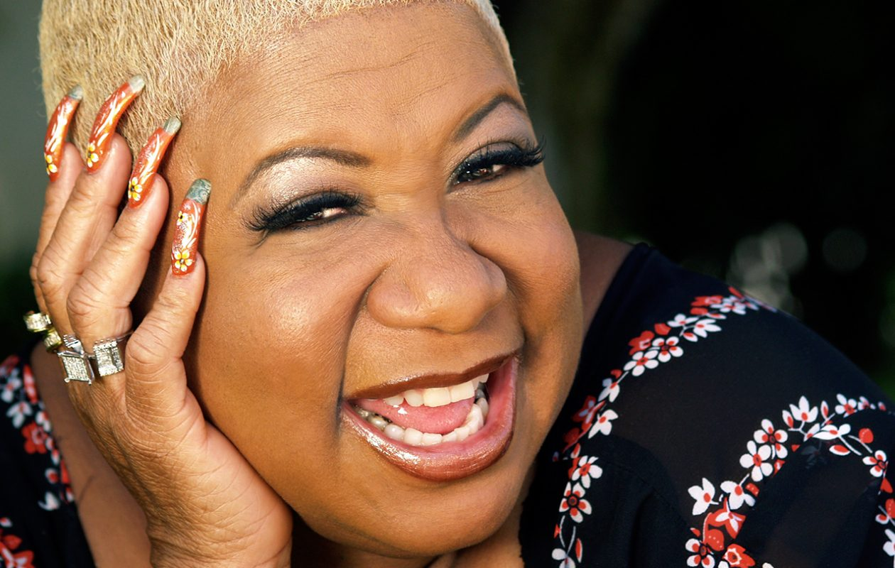 Luenell will be at Helium Comedy Club.