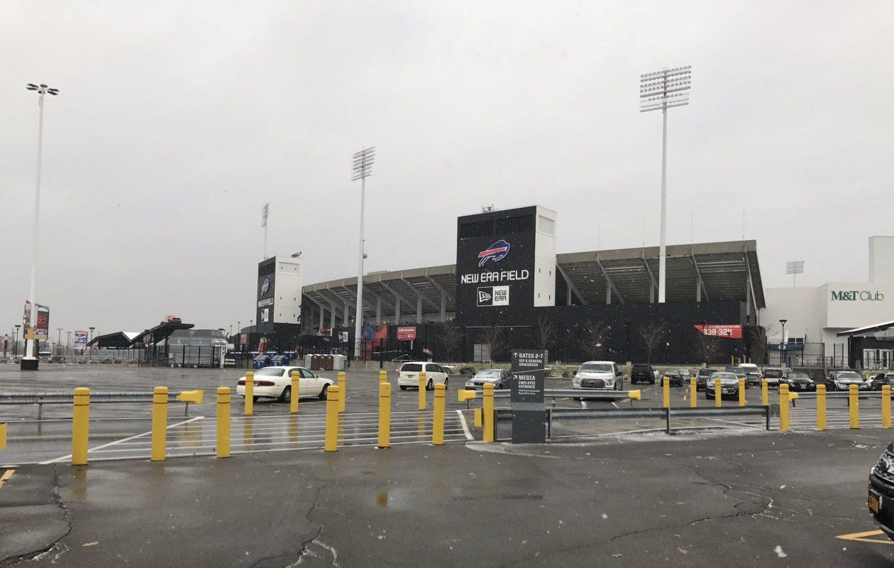 New Era Field on Monday, Nov. 20, 2017. (Jay Skurski/Buffalo News)