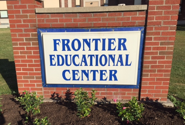 Frontier School Board members are interviewing candidates for superintendent.