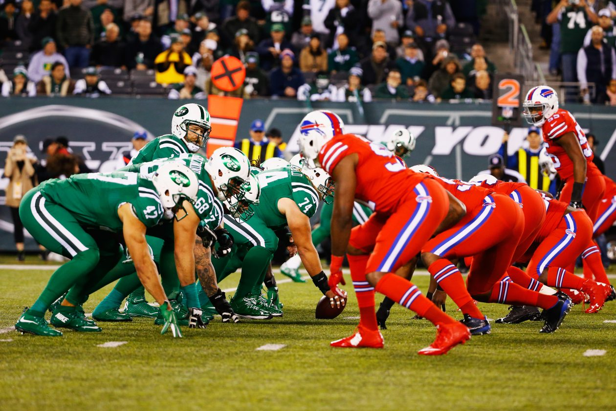 meet 8ba2e ed6de Bills set to wear all red and host 'Color Rush' game – The ...
