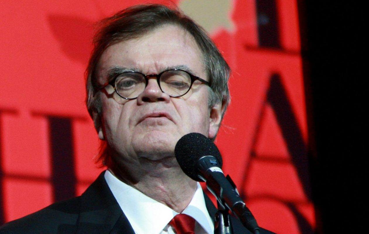 Garrison Keillor says he has been fired by Minneapolis Public  Radio. (Getty Images)