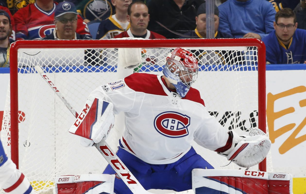 Sabres Notebook: Habs' Price to play