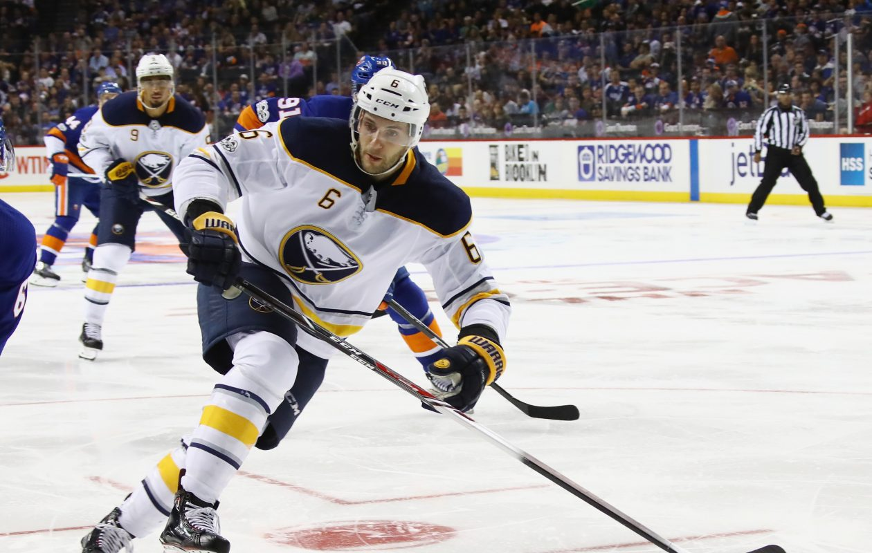Marco Scandella is giving back $5,000 of his $4 million salary. (Getty Images)