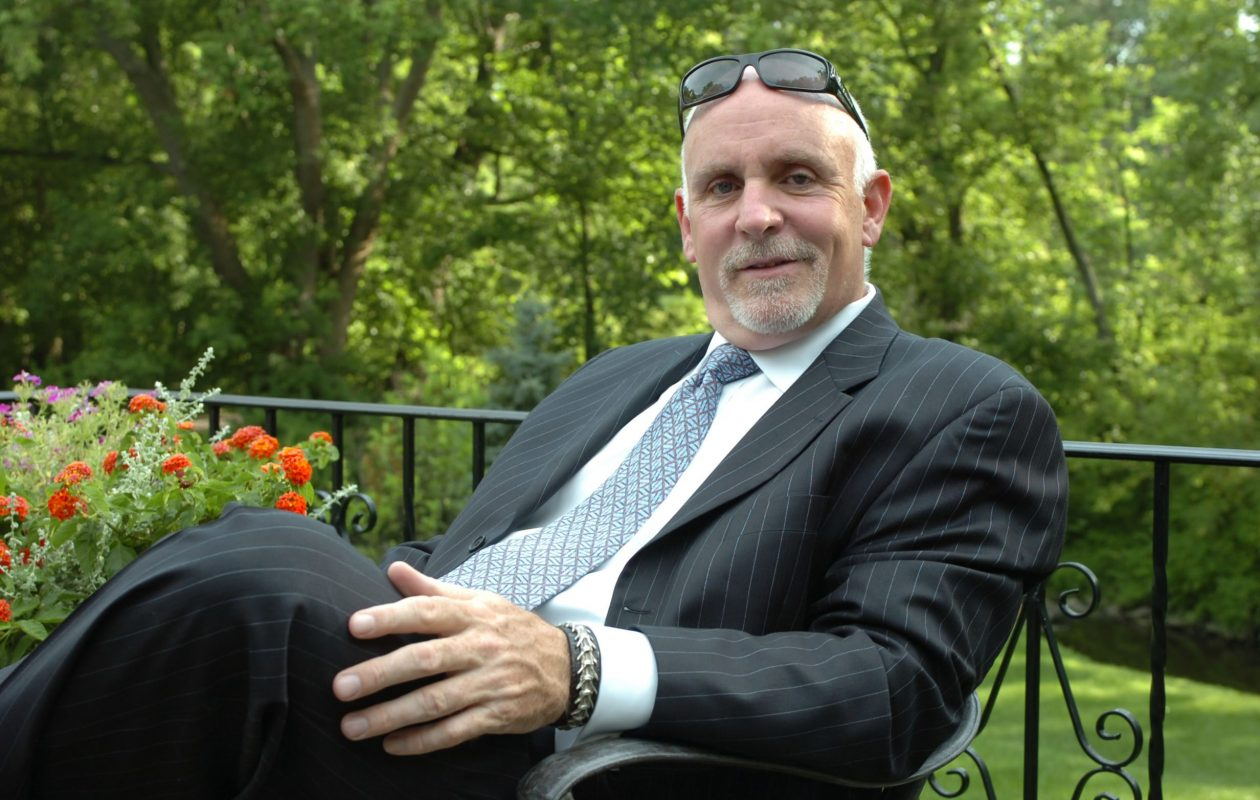 The federal government's decision to drop the civil suit against developer William Huntress came eight years after it first sued him in Buffalo federal court. (News file photo)